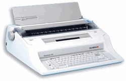 "Olympia Supertype 330 - Electric Typewriter with 16K Memory & 17' Papaer Capacity. <font color=""#FF0000"">*NEW*</font>"