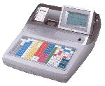 "Casio TE-4500 Electronic Cash Register with Multi-line Color LCD Display. <font color=""#FF0000"">*NEW*</font>"