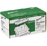 GBC 1765016 Shredder Bags, 100 Count.