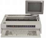 "IBM Typewriter - Wheelwriter 50 - with 60K Storage, 16.5 Wide Carriage, 9"" CRT Monitor & SpellCheck."