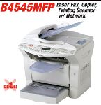 "Okidata B-4545MFP Multifunction Laser Fax, Printer, Copier and Scanner w/ Networking. <font color=""#FF0000"">*NEW*</font>"