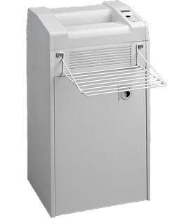"Dahle 20614ec Cross Cut Shredder with 20-25 Sheet Capacity & 10.25 "" Throat. Security Level 3. <font color=""#FF0000"">*NEW*</font>"