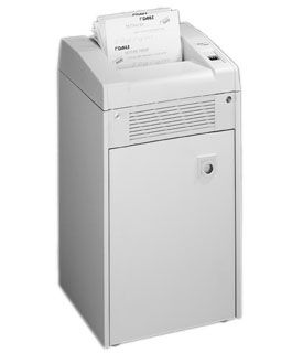 "Dahle 20514 Cross Cut Shredder with 12-15 Sheet Capacity & 10.75"" Throat. Security Level 3. <font color=""#FF0000"">*NEW*</font>"