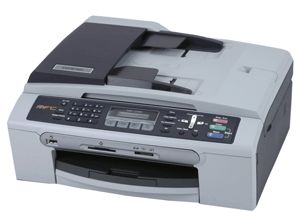 "Brother MFC-240C Color InkJet All in One with Fax.<font color=""#FF0000"">*NEW*</font>"