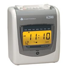 "Pyramid 6200 Electronic Payroll Time Recorder. <font color=""#FF0000"">*NEW*</font>"