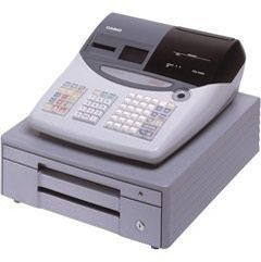 "Casio PCR-T2000 Deluxe 96-Department Cash Register w/ 1600 PLU's. Replaced by PCR-T2100<font color=""#FF0000"">*NEW*</font>"
