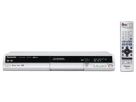 Panasonic DMR-ES10S Progressive Scan versatile DVD video recorder
