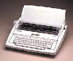 "Brother ML 300 (Multi-Lingual) Correction Typewriter with LCD Display & Dictioanry. <font color=""#FF0000"">*BRAND NEW*</font>"