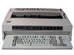 "IBM Typewriter - Wheelwriter 15 - with 6K Memory, SpellCheck & 16.5"" Carriage."