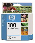 HP Hewlett Packard 100 Gray Inkjet Print Cartridge