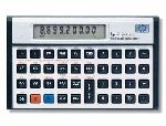 "HP 12C Plat (Platinum) Finance Programable Calculator. <font color=""#FF0000"">*NEW*</font>"