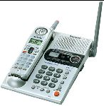 Panasonic 2356 2.4 GHz FHSS GigaRange Digital Cordless Phone with Digital Answering System